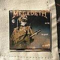 Megadeth - Pin / Badge - 80s Megadeth pin - So Far, So Good, So What