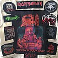 Death - Battle Jacket - Scream Bloody Gore (Vest #1)