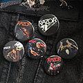Razor - Pin / Badge - Razor pins