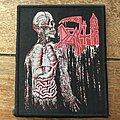 Death - Patch - Death Human woven patch