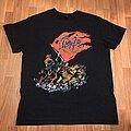 Slayer - TShirt or Longsleeve - Vintage Slayer World Sacrifice tour shirt (1989) (reprint)