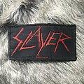 Slayer - Patch - Slayer logo patch (2009)