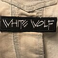 White Wolf - Patch - White Wolf logo patch