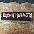 Iron Maiden - Patch - Iron Maiden stripe patch (2011)