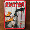Exciter - Patch - Violence and Force