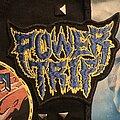 Power Trip - Patch - Power Trip logo patch