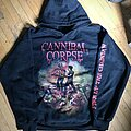 Cannibal Corpse - Hooded Top / Sweater - Cannibal Corpse - Fire Up the Chainsaw hoodie