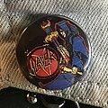 Slayer - Pin / Badge - Vintage Slayer button
