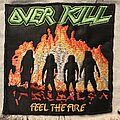 Overkill - Patch - Feel the Fire