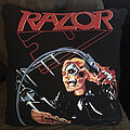 Razor - Other Collectable - Evil Invaders - handmade pillow