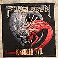 Forbidden - Patch - Forbidden Evil