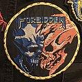 Forbidden - Patch - Forbidden Evil round patch