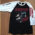 Exciter - TShirt or Longsleeve - Violence and Force