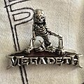 Megadeth - Pin / Badge - Megadeth Vic Rattlehead pin (2001)