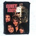 Quiet Riot - Patch - Vintage Quiet Riot photo patch