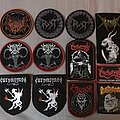 Destruction - Patch - Woven/embroidered