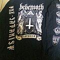 Behemoth - TShirt or Longsleeve - Longsleeve