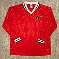 Fear Factory - TShirt or Longsleeve - Fear Factory - Football Jersey
