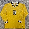 Sepultura - TShirt or Longsleeve - Sepultura - Brazilian Soccer Jersey