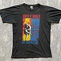 Guns N' Roses - TShirt or Longsleeve - GUNS N' ROSES - Use Your Illusion Tour 91/93