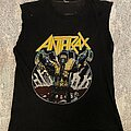 Anthrax - TShirt or Longsleeve - Anthrax - Among The Living