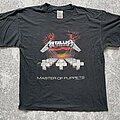 Metallica - TShirt or Longsleeve - Metallica - Master Of Puppets