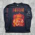 Deicide - TShirt or Longsleeve - Deicide - Amon, Feasting The Beast
