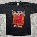 Metallica - TShirt or Longsleeve - Metallica - St. Anger