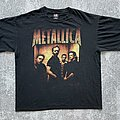 Metallica - TShirt or Longsleeve - Metallica - Summer North America