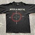 Megadeth - TShirt or Longsleeve - Megadeth - Cryptic Writings