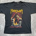 Manowar - TShirt or Longsleeve - Manowar - Louder Than Hell