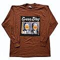Green Day - TShirt or Longsleeve - Green Day - Nimrod