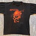 Sepultura - TShirt or Longsleeve - Sepultura - European Tour