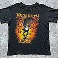 Megadeth - TShirt or Longsleeve - Megadeth - Oxidation of the Nations