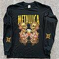 Metallica - TShirt or Longsleeve - Metallica - Pushead Longsleeve