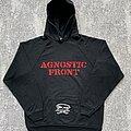 Agnostic Front - Hooded Top - Agnostic Front - Riot! Riot! Upstart