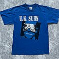 UK Subs - TShirt or Longsleeve - UK Subs - Another Kind Of Blues