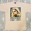 Kurt Cobain - TShirt or Longsleeve - Kurt D Cobain - Memorial T-shirt