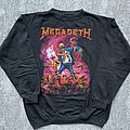 Megadeth - TShirt or Longsleeve - Megadeth - Rust In Peace