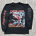 Cannibal Corpse - TShirt or Longsleeve - Cannibal Corpse- European Tour