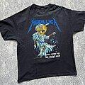 Metallica - TShirt or Longsleeve - Metallica - Their Money Tips Her Scales Again