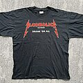 Metallica - TShirt or Longsleeve - Metallica - Alcoholica