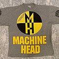 Machine Head - TShirt or Longsleeve - Machine Head - Donington 1995
