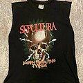 Sepultura - TShirt or Longsleeve - Sepultura - Death From The Jungle