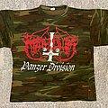 Marduk - TShirt or Longsleeve - Marduk - Panzer Division