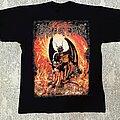 Cradle Of Filth - TShirt or Longsleeve - Cradle Of Filth - Get Thee Behind Me Satan
