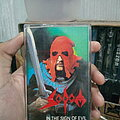 Sodom - Tape / Vinyl / CD / Recording etc - Sodom - In The Sign Of Evil