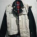 Burzum - Battle Jacket - unfinished Battle Jacket + Vest