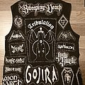 Tribulation - Battle Jacket - Black Battle Vest