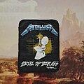 Metallica - Patch - MUYA Patch
